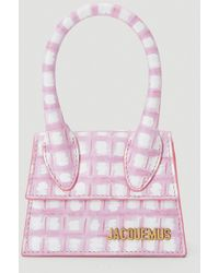 Jacquemus The Chiquito Bag - Pink