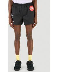 Raf Simons Boxer Shorts - Black