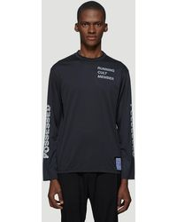 Satisfy Long Sleeve Running T-shirt In Black