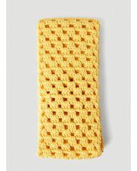 Miu Miu Female Yellow 100% Wool.