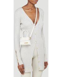 Jacquemus Le Chiquito Shoulder Bag - White