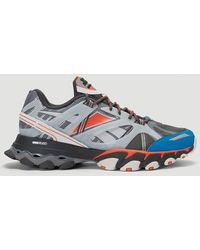 Reebok Dmx Trail Shadow Sneakers In Gray