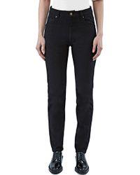 69 - Women's Slim Leg Jeans In Black - Lyst