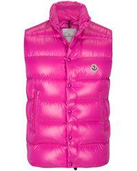 Moncler Tibb Daunenweste - Pink