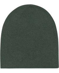 Lodenfrey Cashmere-Mütze - Grün