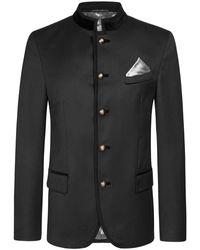 Lodenfrey Trachten-Anzug - Schwarz