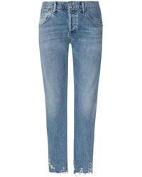 Citizens of Humanity Emerson 7/8-Jeans Slim Fit Boyfriend - Blau