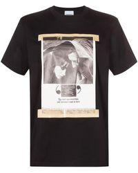 Burberry Nickstone T-Shirt - Schwarz