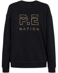 P.E Nation Sweatshirt - Schwarz