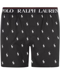 Polo Ralph Lauren Boxershorts - Schwarz