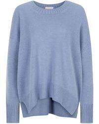 Allude - Cashmere-Pullover - Lyst