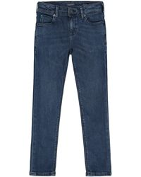 Scotch & Soda Mädchen-Jeans - Blau