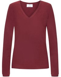 Allude Cashmere-Pullover - Pink