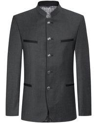 Lodenfrey Traunstein Trachten-Anzug - Grau