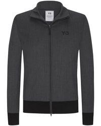 Y-3 3- Jacke - Grau