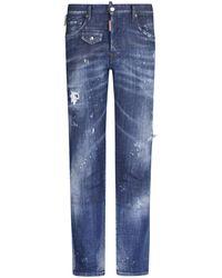 DSquared² Skater Jeans - Blau