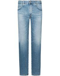 AG Jeans The Dylan Slim Skinny Jeans - Blau