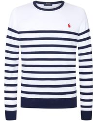 Polo Ralph Lauren Sweatshirt - Weiß