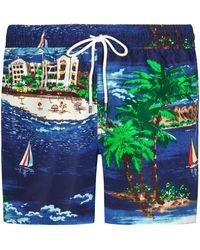 Polo Ralph Lauren Badeshorts - Blau