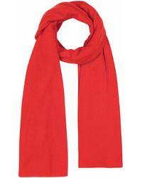 Lodenfrey Cashmere-Schal - Rot