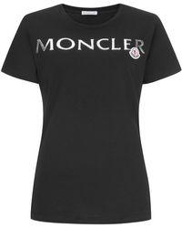 Moncler T-Shirt - Schwarz