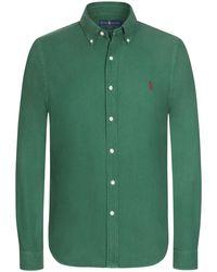 Polo Ralph Lauren Casualhemd - Grün