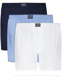 Polo Ralph Lauren Boxershorts 3er-Set - Blau