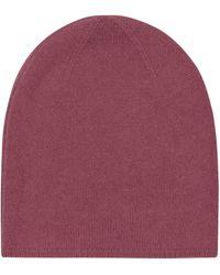 Lodenfrey Cashmere-Mütze - Mehrfarbig