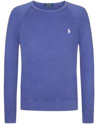Polo Ralph Lauren Sweatshirt - Blau