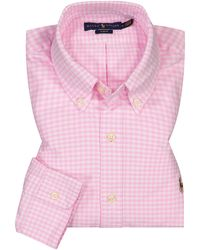 Polo Ralph Lauren Casualhemd Slim Fit - Pink