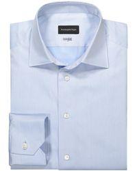 Ermenegildo Zegna Businesshemd - Blau