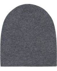Lodenfrey Cashmere-Mütze - Grau