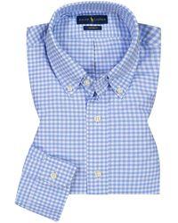 Polo Ralph Lauren Casualhemd Custom Fit - Blau