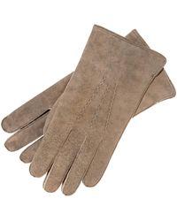 Riemer Lederhandschuhe - Braun