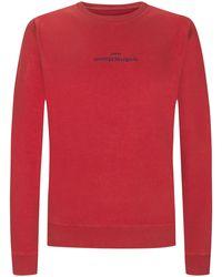 Maison Margiela Sweatshirt - Rot
