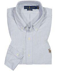 Polo Ralph Lauren - Casualhemd Slim Fit Oxford - Lyst