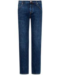 Jacob Cohen J682 Comfort Jeans Slim Fit - Blau
