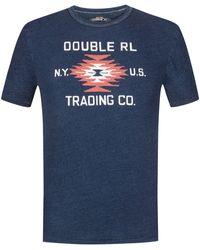 RRL - T-Shirt - Lyst