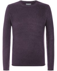Lodenfrey Cashmere-Pullover - Rot