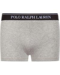Polo Ralph Lauren Boxerslips 3er-Set - Grau