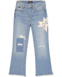 Polo Ralph Lauren Mädchen-Jeans - Blau