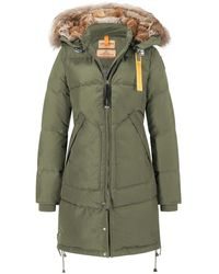 Parajumpers Long Bear Parka - Grün