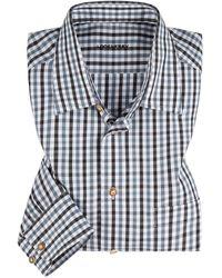 Lodenfrey Trachtenhemd - Grau