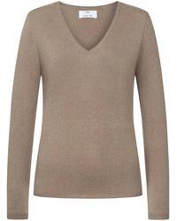 Allude Cashmere-Pullover - Mehrfarbig