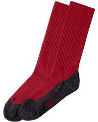FALKE Active Warm Socken - Rot