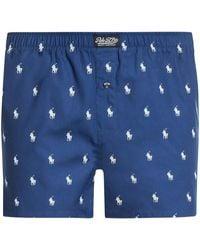 Polo Ralph Lauren Boxershorts - Blau