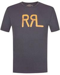 RRL T-Shirt - Grau