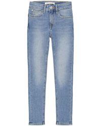 Calvin Klein Mädchen-Jeans - Blau