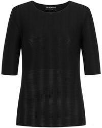 Emporio Armani T-Shirt - Schwarz