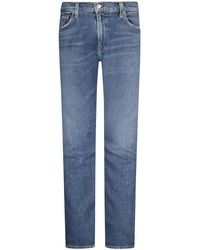 Citizens of Humanity The London Jeans Slim Taper - Blau